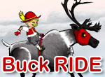 Jouer Buck Ride