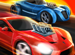 Играть в Hot Rod Racers