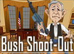 Играть в Bush Shoot