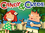 Играть в Candy n Clyde