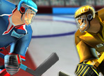 Ice Hockey spielen