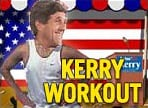 Kerry Workout 하기