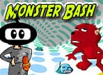 Играть в Monster Basher