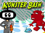 玩 Monster Basher