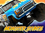 Играть в Monster Stunt