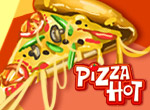 Играть в Pizza Hot