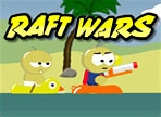 Play Raft Wars