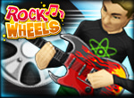 Spielen Rock Wheel
