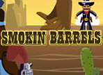 Spielen Smokin' Barrel