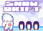 玩 Snow Drift