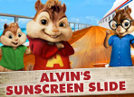 Play Alvin's Sunscreen Slide