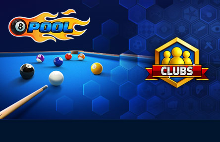 8 Ball Pool - Clubs