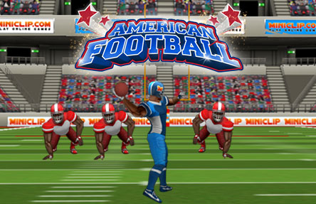 american football online game