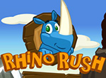 Play Rhino Rush