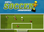 Играть в Simple Soccer