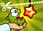 Играть в Cut the Rope