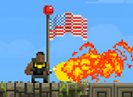 Играть в Broforce