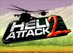 Играть в Heli Attac 2