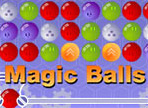 Zagraj w grę Magic Balls