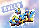 Jugar a Rollo and Flex