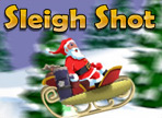 Play Sleigh Shot