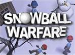 Snowball War Oyna