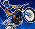Games at Miniclip.com - Motocross Urban Fever