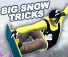 Jocuri pe Miniclip.com - Big Snow Tricks