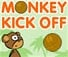 Játékok a Miniclip.com-on - Monkey Kick Off