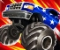 Games at Miniclip.com - Monster Trucks Nitro 2