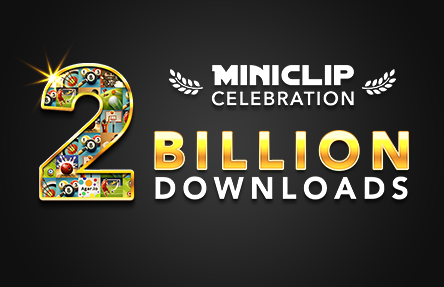 2 Billion Downloads