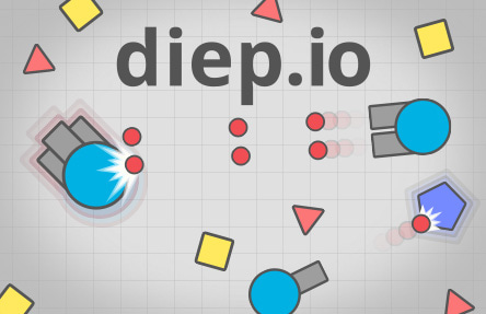 diep io a free multiplayer game