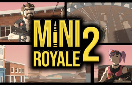 Mini Royale 2 - Battle Royale Game