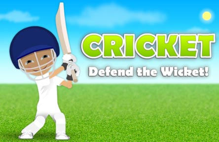 Cricket Games at Miniclip com