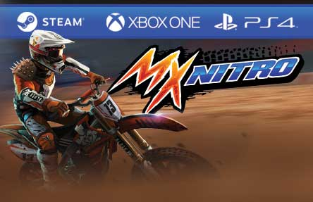 motocross the game